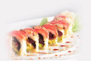 סושי במסעדת סורה