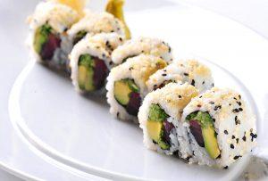 מנות סושי מפתיעות במסעדת סורה